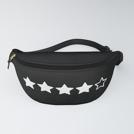 4 out of 5 Fanny Pack