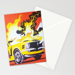 Not Super Enough Stationery Cards