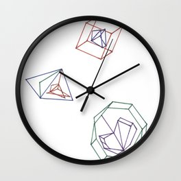 The symmetry of rationality Wall Clock