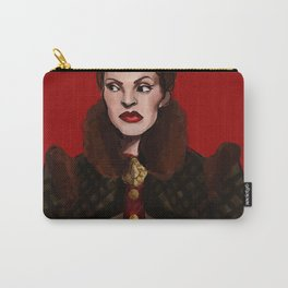 Marya is Old School Carry-All Pouch