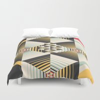 la Duvet Covers featuring La Plus by Danny Ivan