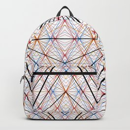 GS Geometric Abstrac 07A S6 Backpack