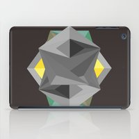 shield iPad Cases featuring Shield by Tracy