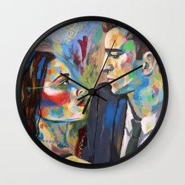 Present Tense  Wall Clock