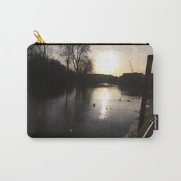Spring Afternoon Dusk Carry-All Pouch