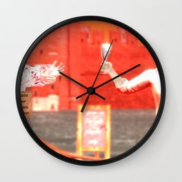 SquaRed: Give it to me Wall Clock