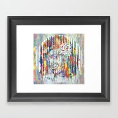 Bettie 2 Framed Art Print