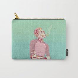 Nostalgic Lady Carry-All Pouch