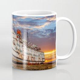 Duke of Lancaster Sunset Coffee Mug