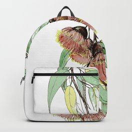 Flowering Red Gum Backpack