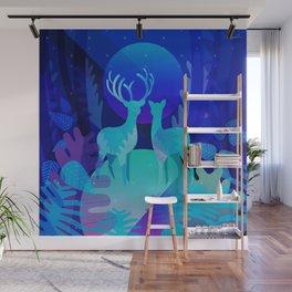 Here Wall Mural