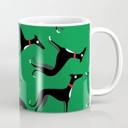 Crazy Hounds Coffee Mug