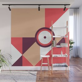 Bench Press Wall Mural