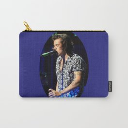 You Look So Good in Blue Carry-All Pouch
