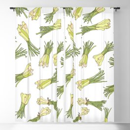 Lemongrass Blackout Curtain
