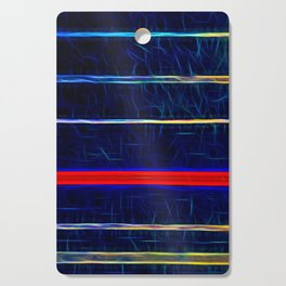 Wired up by Brian Vegas Cutting Board