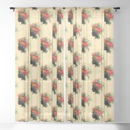 Wildchild Sheer Curtain