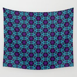 Neon Flux 05 Wall Tapestry
