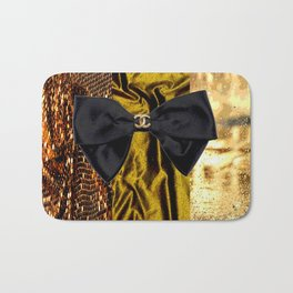 COCO GLAMOUR AND VINTAGE : BOW Bath Mat