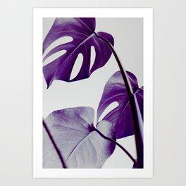 botanical vibes III Art Print
