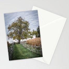 Mumma Cemetery Antietam National Battlefield Civil War Battleground Maryland Stationery Cards