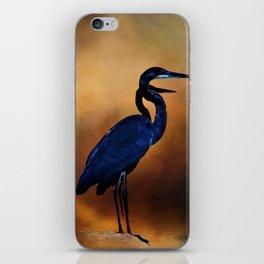 Great Blue Herons iPhone Skin