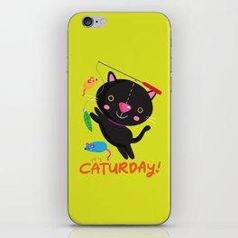 Caturday Series: Kimchi iPhone Skin