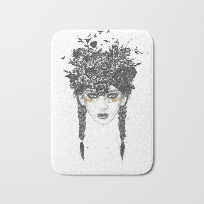 Summer Queen Bath Mat