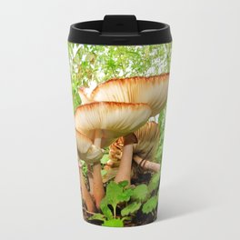 Mushroom Fairyland 1 Travel Mug