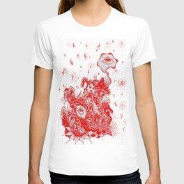 Scarlett Iris T-shirt