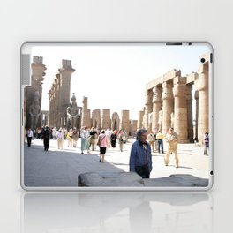 Temple of Luxor, no. 27 Laptop & iPad Skin