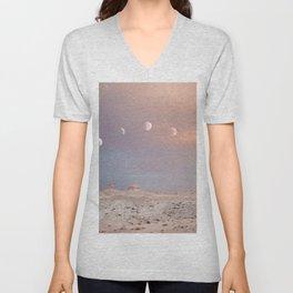 Desert Moons Unisex V-Neck