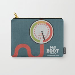 Das Boot, U-boot 96, alternative movie poster, minimal film playbill Carry-All Pouch