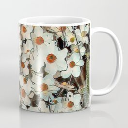 Toony World Floral 2 Coffee Mug