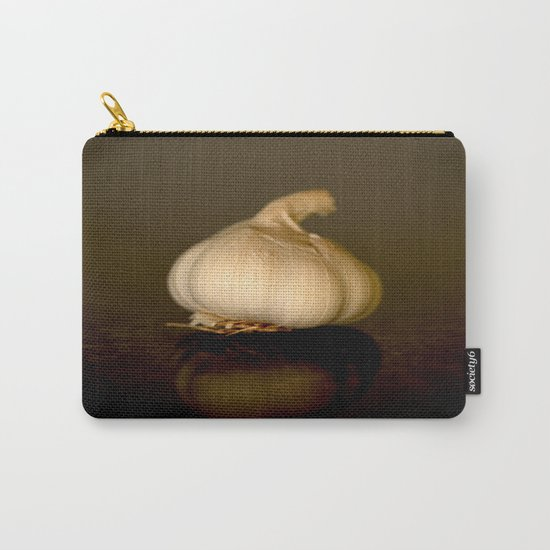 Loved Garlic  Carry-All Pouch