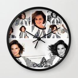 PARRILLA #1 Wall Clock