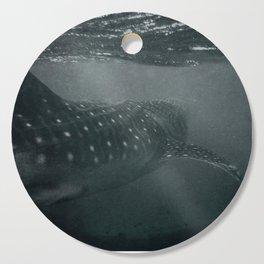 Whaleshark Cutting Board
