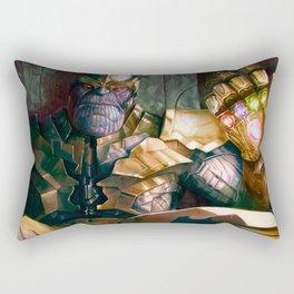 Thanos: Infinity Gauntlet  Rectangular Pillow