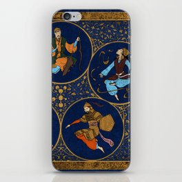 Amino Acid Horoscope iPhone Skin