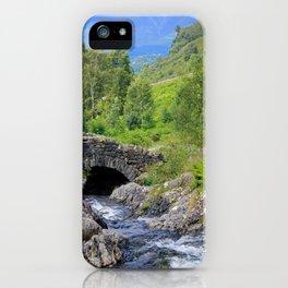 Ashness Bridge iPhone Case