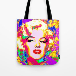 Marilyn - Colour Tote Bag