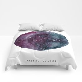 Trust the Universe Comforters