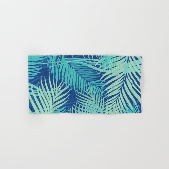 Ferns Hand & Bath Towel
