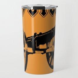 For Those About To Kick We Salute You Travel Mug