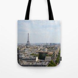 Views of Paris Tote Bag