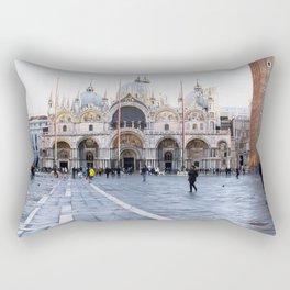 Venezia, San Marco Rectangular Pillow