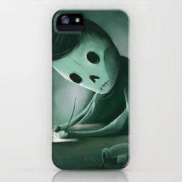Unwritten iPhone Case