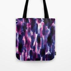 Downpour (Purple) Tote Bag