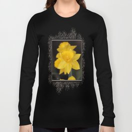 Trumpet Daffodil named Exception Long Sleeve T-shirt