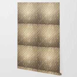 d20 Forbidden Scroll Critical Hit Pattern Wallpaper